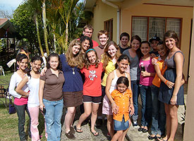 Oue family stay program in Costa Rica gives teachers peace of mind and the assurance of a marvelous outcome for the kids